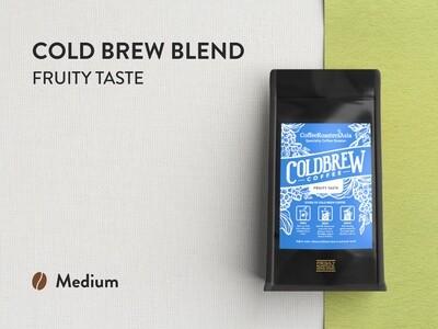 Cold Brew Blend Coffee - Fruity Taste