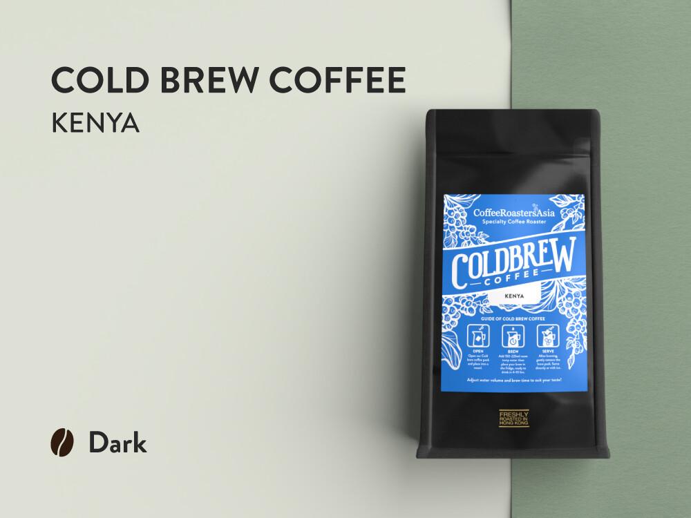Kenya Cold Brew Coffee