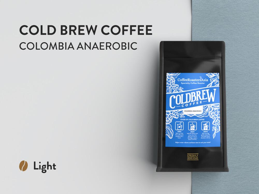 Colombia Anaerobic Cold Brew Coffee