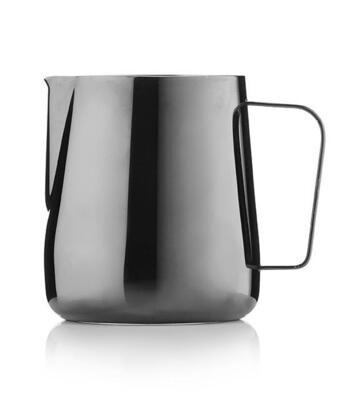 Barista & Co Milk Jug- Black Pearl (420ml)