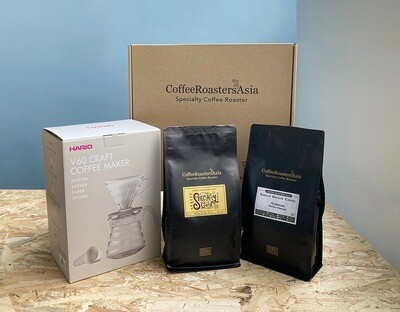 Hand Drip Coffee Starter Kit