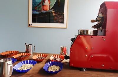 Coffee Roasting Workshop ($550/person)