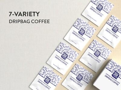 7 Variety Drip Bag Coffee