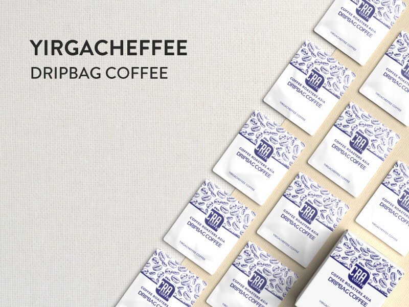 Ethiopia Yirgacheffee Drip Bag Coffee