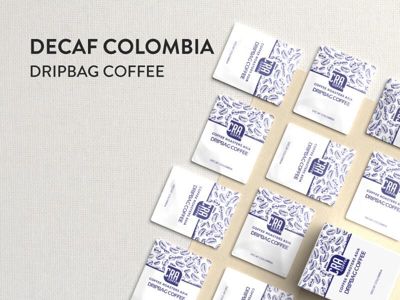 Decaf Colombia Drip Bag Coffee