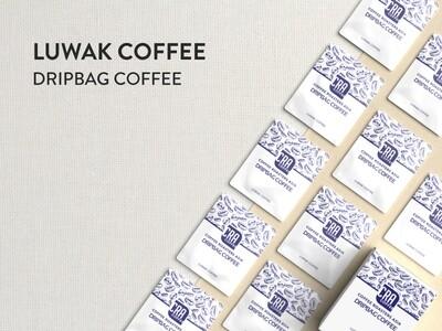 Kopi Luwak Drip Bag Coffee