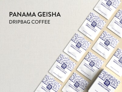 Panama Geisha Drip Bag Coffee