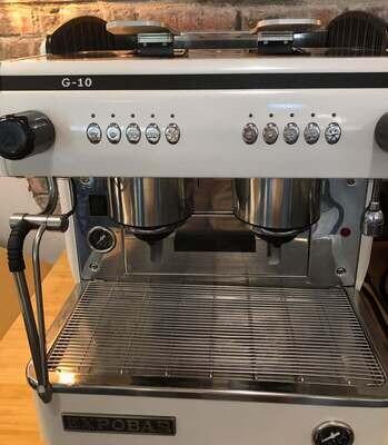 DEMO Unit - Expobar G10  2-Group Capsule Coffee Machine
