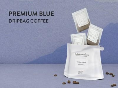 Premium Blue Drip Bag Coffee