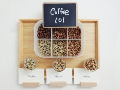 Coffee 101 ($380/person)