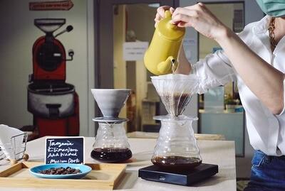 Coffee Making: Hand Drip Coffee ($380/person)