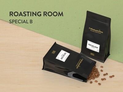 Yunnan Zapo Black Tea Natural Coffee (Roasting Room Special B)