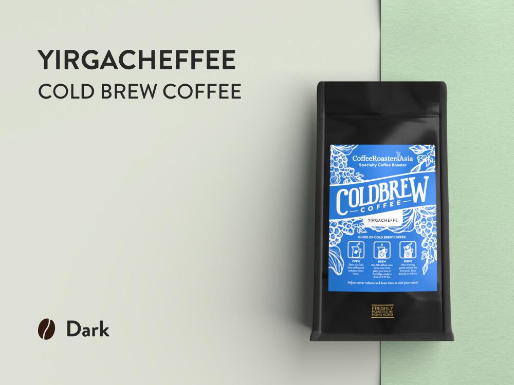 Yirgacheffe Cold Brew Coffee