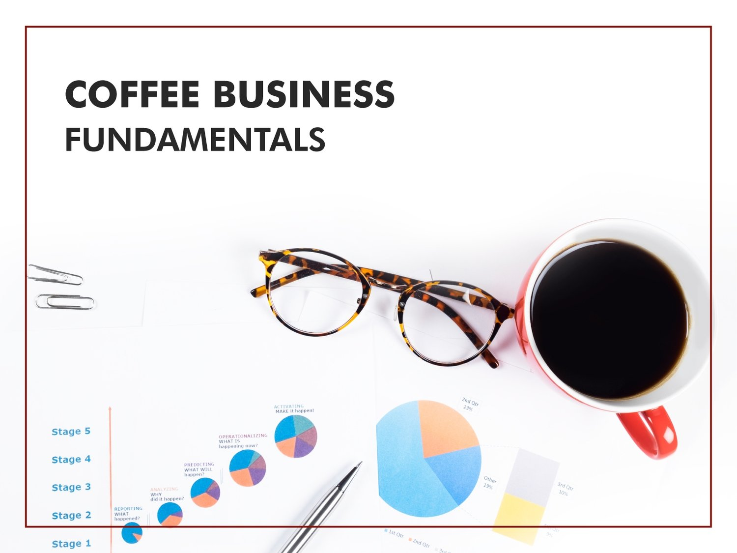 Coffee Business Fundamentals (booking here)