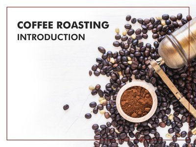 Coffee Roasting Fundamentals (booking here)