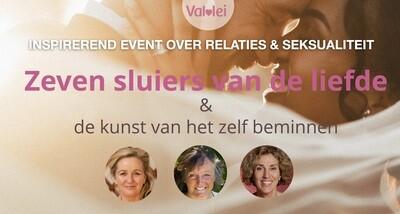Evenement  Zeven  Sluiers in de Liefde -1 sept. 2021