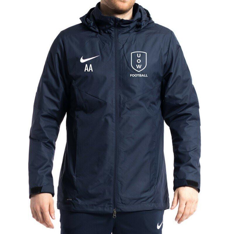 UOWFC 2020 Nike Academy 18 Rain Jacket