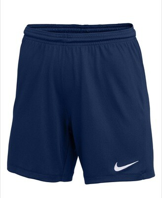 Nike WOMENS Park III Playing Shorts