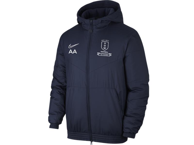 UOWFC 2021 Nike Academy Insulated Stadium Jacket - Navy