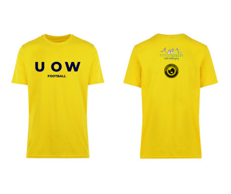 UOWFC 2021 Men's Extra Training Shirt
