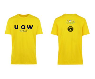 UOWFC 2021 Men's Training Shirt