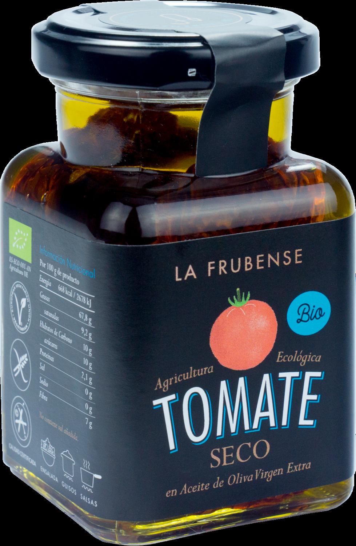 Tomate seco en aceite de oliva virgen extra