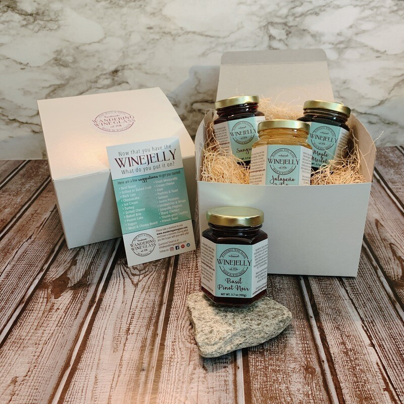 Wine Jelly Gift Pack