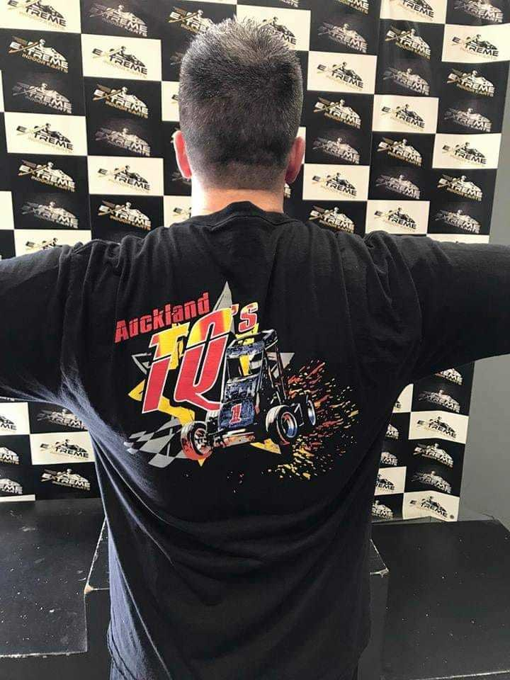 Auckland TQs T shirts - Long Sleeve