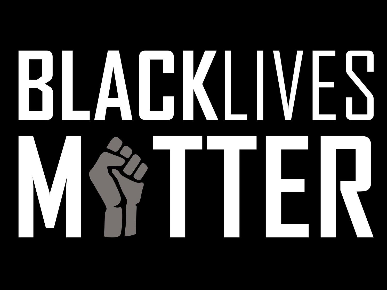 """""""Black Lives Matter"""" Sign"""