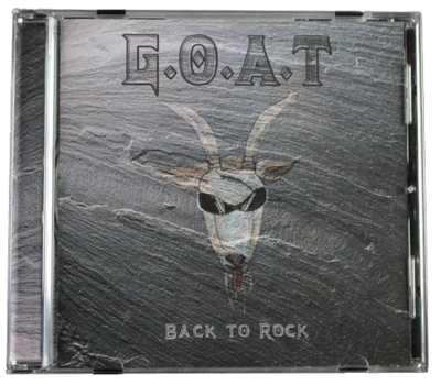 CD Back to Rock (Dean Crown)
