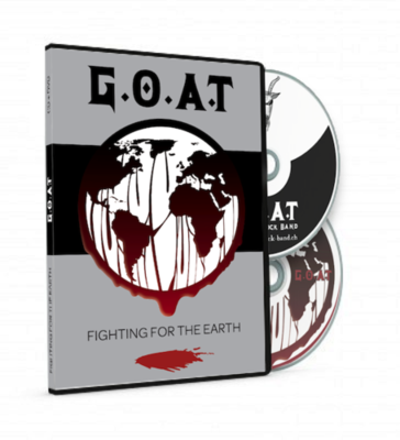Fighting for the Earth CD + DVD