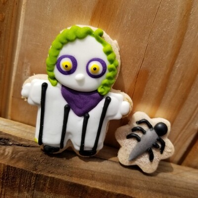 Tiny Beetlejuice