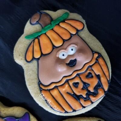 pumpkin mcnugget