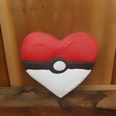 Pokeball Heart