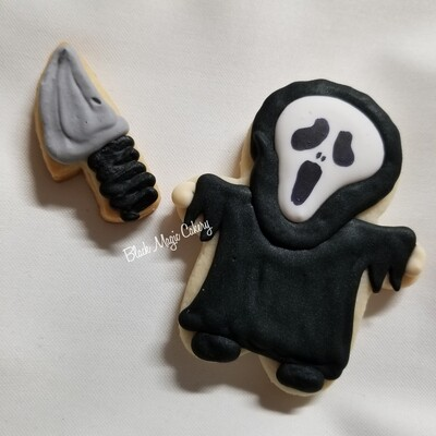 Tiny killer: ghostface