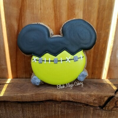 Mickey's Monster