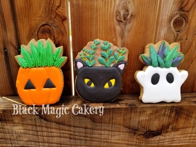 Spooky Plants