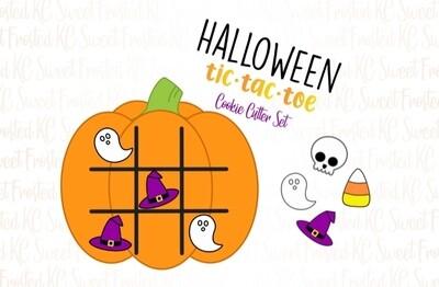 Halloween TIC TAC TOE!