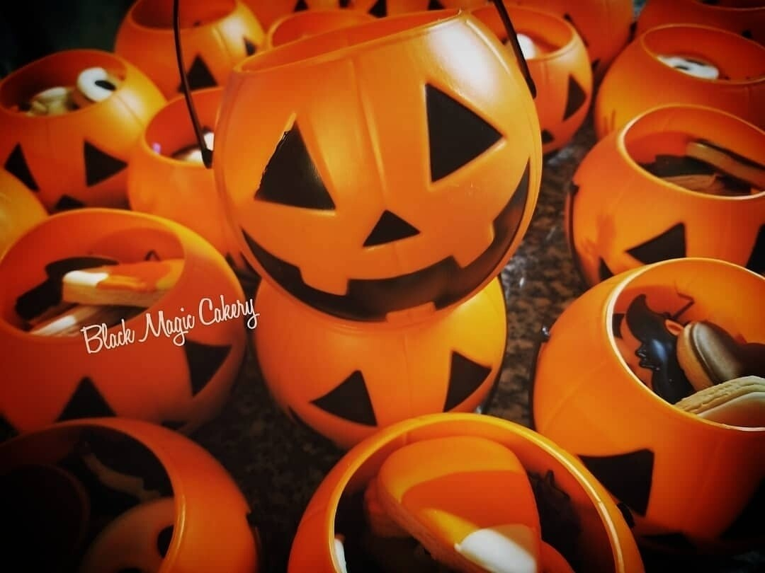PUMPKIN Cookie bucket