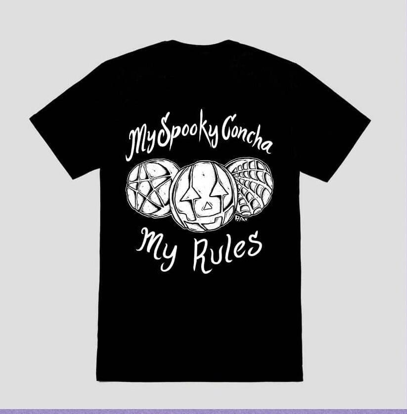 My Concha My Rules