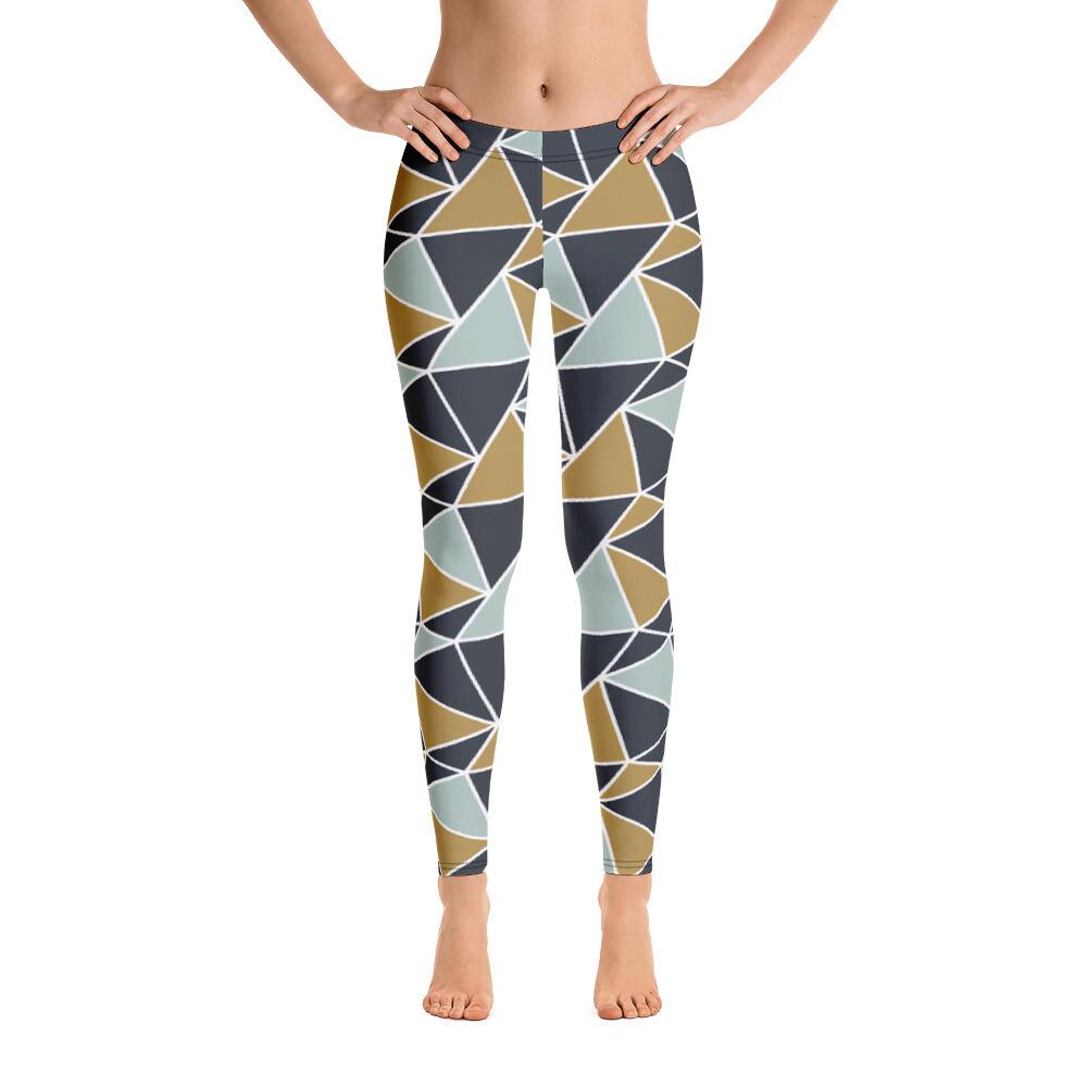 Cool Pattern Full Colour Printed Leggings