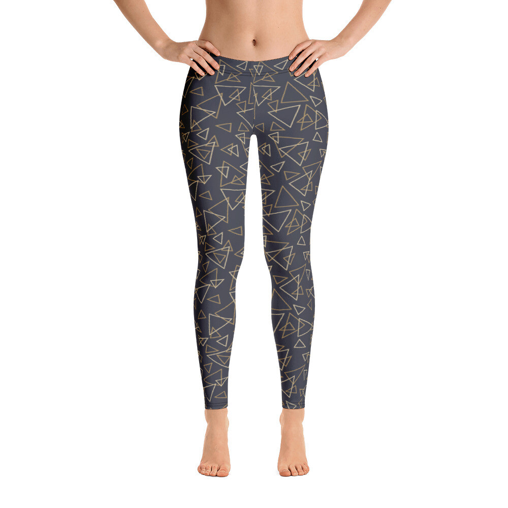 Printed Pattern Leggings for Women