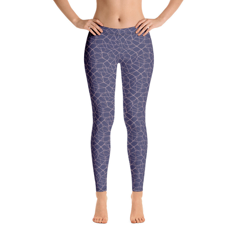 Classic Printed Pants Leggings for Women