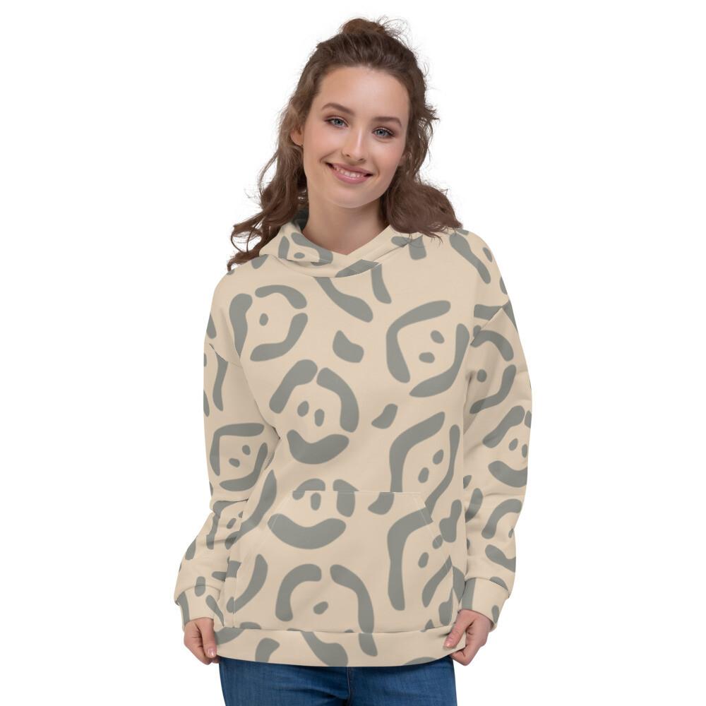 Missi Modern Pullover Full Printed Sweatshirt Unisex Hoodie