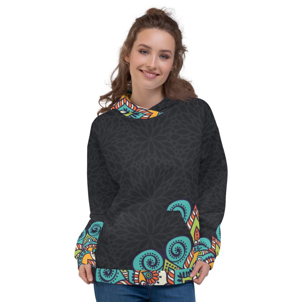 Nice Full Printed Sweatshirt Pullover Unisex Hoodie