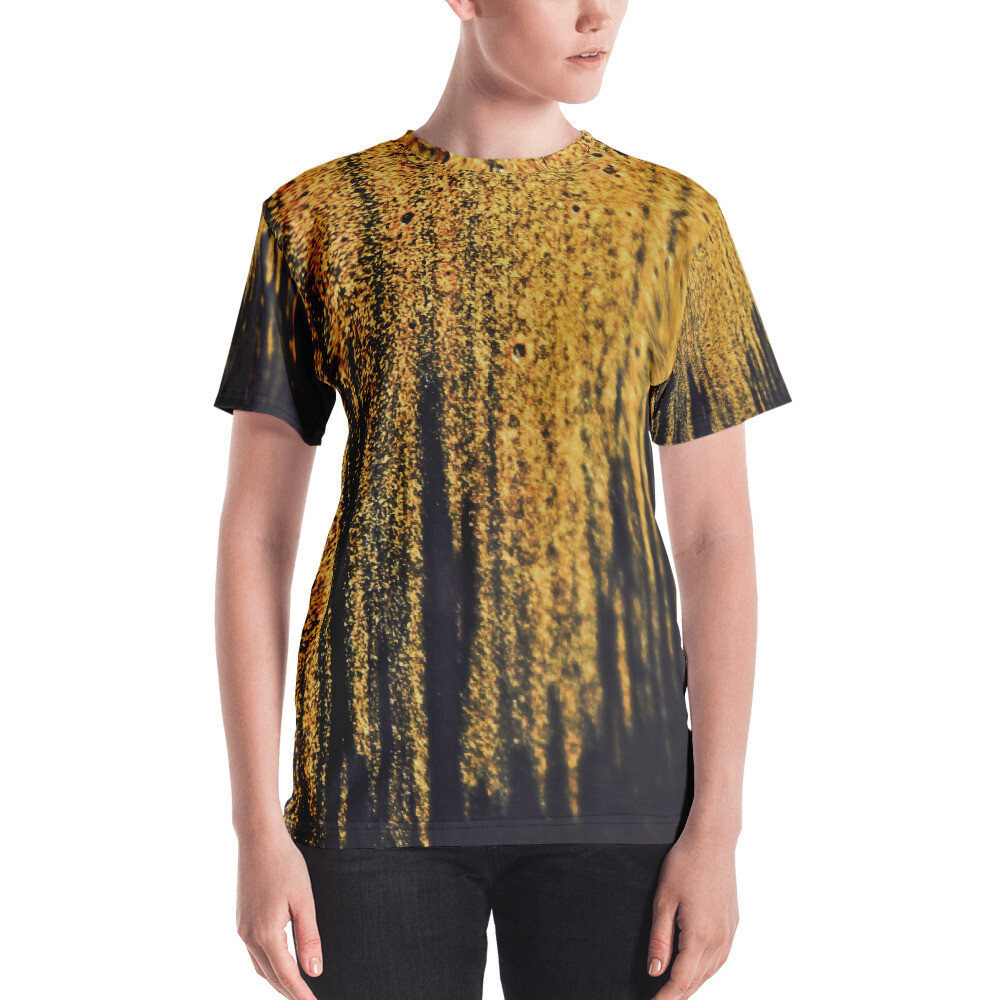 Gold dust Women's T-shirt