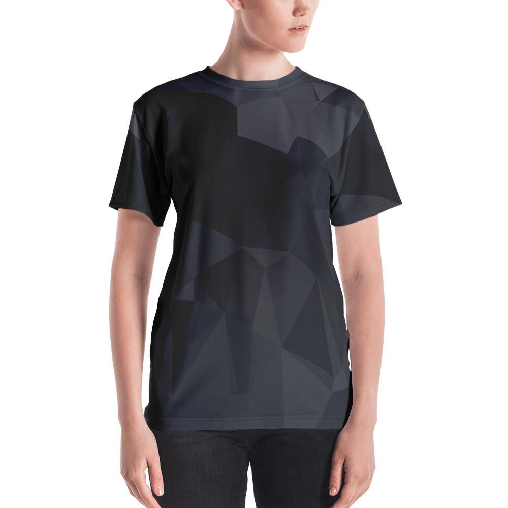 Blako Full Printed Women's T-shirt
