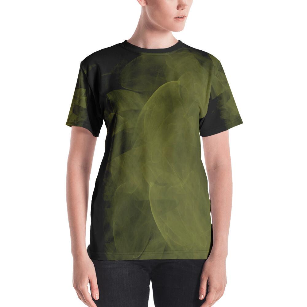 Grena Full Printed Women's T-shirt