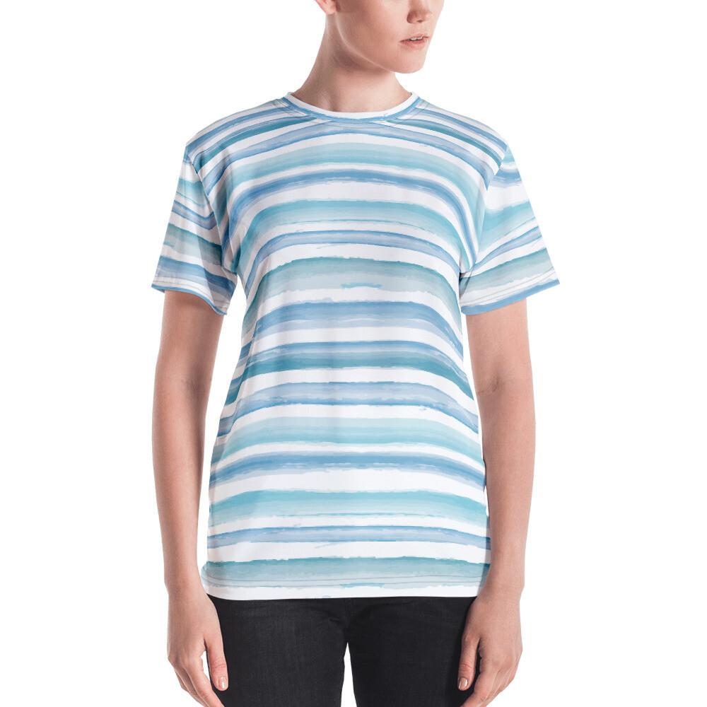 Bluish Cool Women's T-shirt