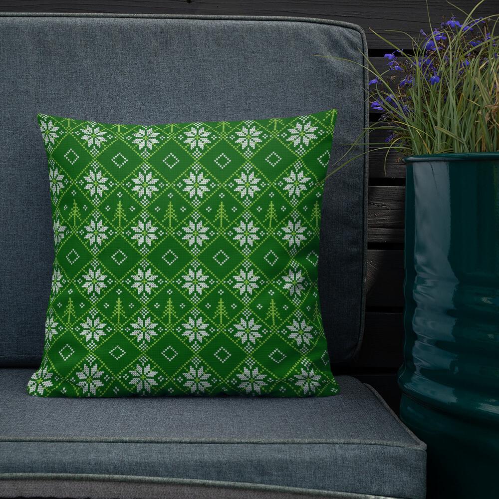 Emrou- Christmas Throw Premium Pillow